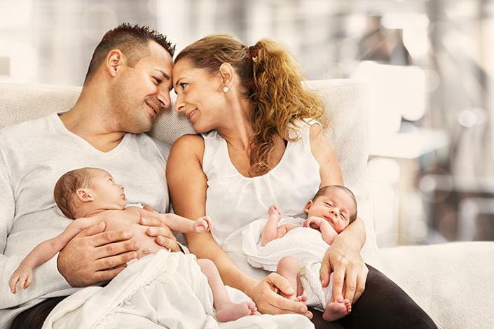 Illustration - Des naissances hors norme