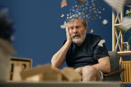 Illustration - La maladie d'Alzheimer
