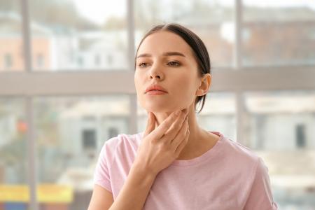 Illustration - Les troubles de la thyroïde