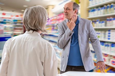 Illustration - Ma pharmacie, mon conseil santé !