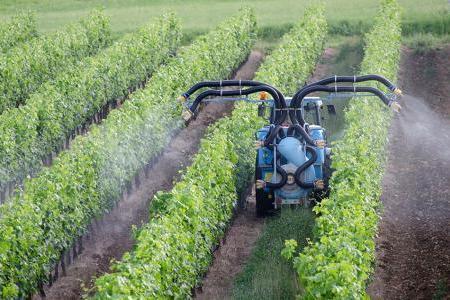 Illustration - Pesticides : une étude pour compren