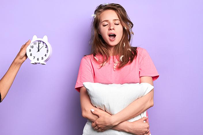 Illustration - Plus d'infos sur le sommeil des ado