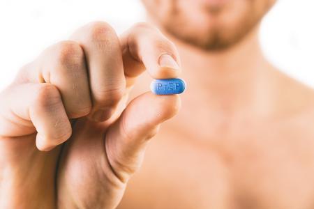 Illustration - Prévention du Sida : un médicament