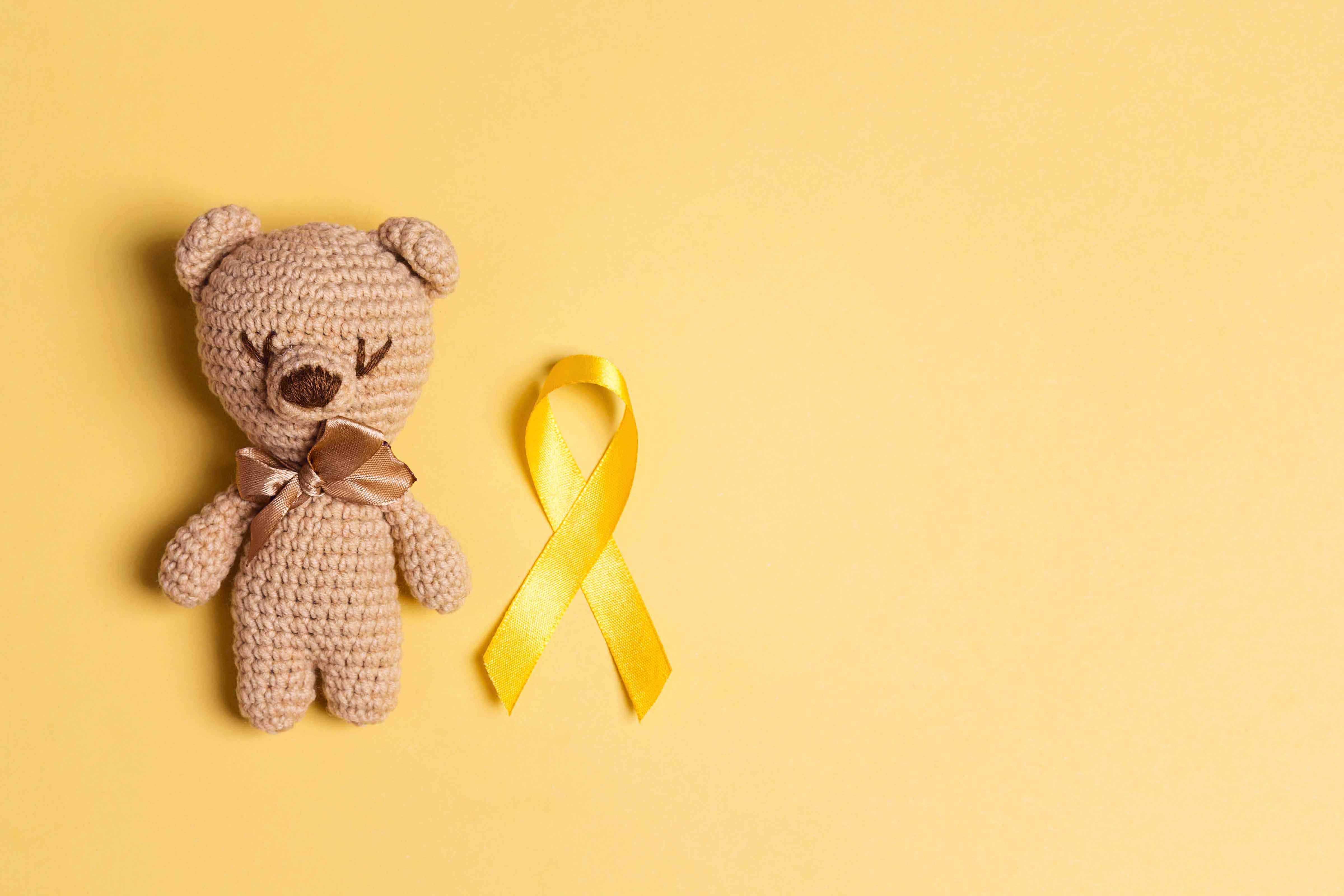Un septembre en or pour soutenir les enfants attei