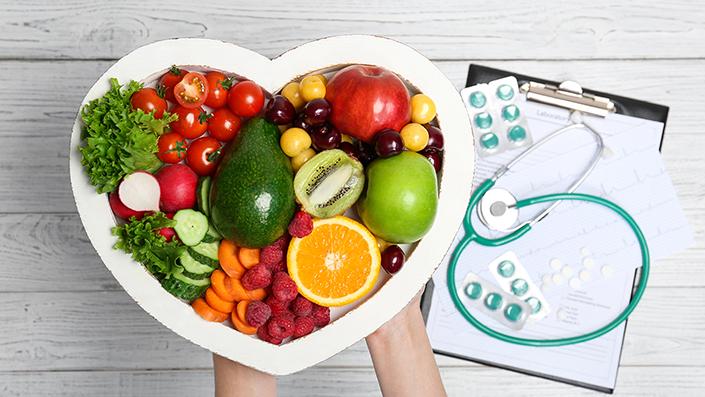 La santé passe par l'assiette