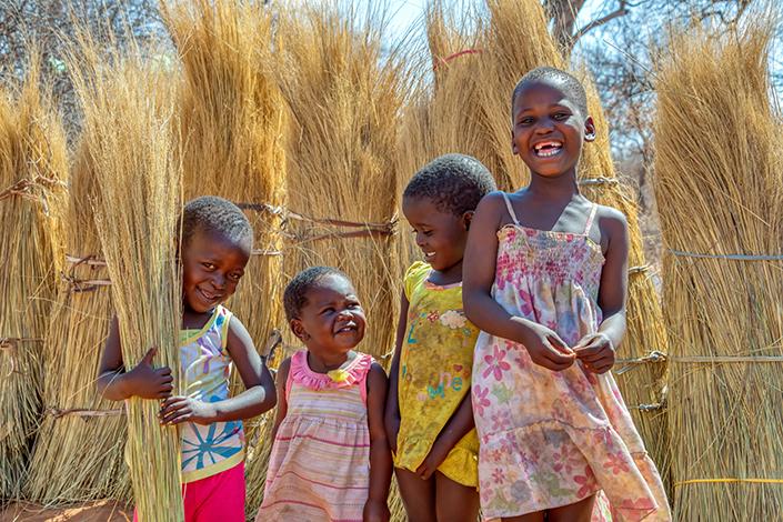 Illustration - La polio éradiquée du continent afr