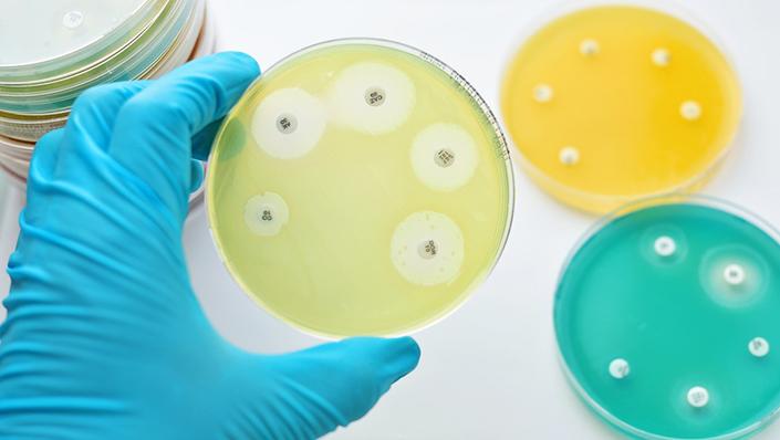 Les dangers de l'antibiorésistance