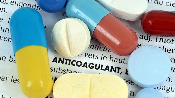 Qu'est-ce qu'un anticoagulant?