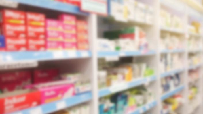 Les médicaments disponibles sans ordonnance